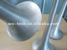 spinning stainless steel hopper funnel