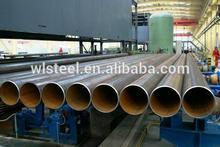 x42 sch80 standard length api 5l b erw steel pipe