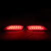 Car LED Rear Bumper Reflector Light for 2012 Ford Focus, Warning brake lightJHRB-13