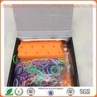2014 fashion 12000 rubber bands diy loom bands kit ,colorful crazy loom bands wholesale for children