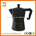 Uso doméstico máquina de café usado