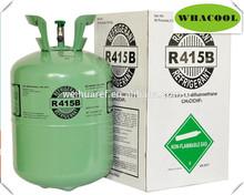 natural gas car refrigerant environmental gas r415b