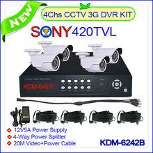 New design cheap CCTV Camera Kit cctv home system,Kadymay OEM & ODM
