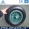 high quality heavy duty trolley wheels 4.80/4.00-8