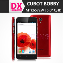 5 inch IPS touch screen android 4.2 dual core cellphone CUBOT BOBBY