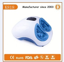 As Seen On Tv Foot Massage Bed With Air Pressure And Kneading Djl-K818