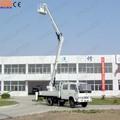 12m camion nacelle pour la vente