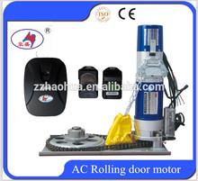 AC 800KG Specialized Rolling shutter door motor/rolling door operator/roll up garage door opener