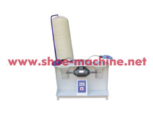 High quality Two Head Last Grinding Machine for shoe making With Dust Collector