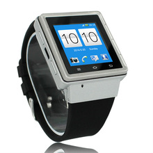 New designed high-tech bluetooth bracelet watch with GPS/3G/Qwerty keyboard