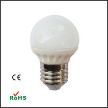 ce rohs 3w 5w ceramic 3 watt led bulb