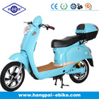 Popular 350w electric cheap mini motorcycles/ electric scooter with CE(HP-XGW)
