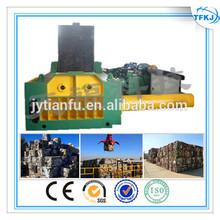 Y81T-1600 Professional manufacturer hydraulic aluminum press scrap metal packing machine (High Quality)