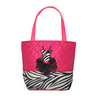 quilted dance tote handbags for girls