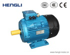MS SERIES CAST ALUMINUM THREE PHASE/TRIPHASE ELECTRIC MOTOR