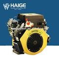 ohv 4 ход 2 цилиндровый дизельный v образный двигатель 20hp