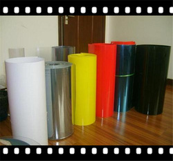 China manufacture Germany machine hight quality pvc sheets black
