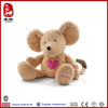 brown plush mouse toys for Mother's day
