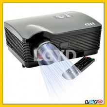 New arrival! HD Panther 3000 ANSI Lumens 1280 x 768P HD 5.8 inch LCD Panel LED Projector with Remote Control