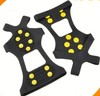 antislip traction spikes and studs for shoes/ foot grips/ ice crampons