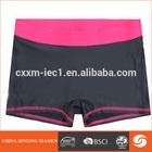 wholesale ladies summer pink lycra gym shorts 2014
