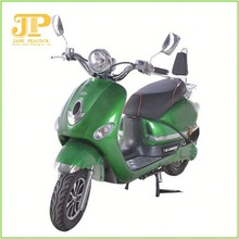 green two-wheeled max motor motorcycle