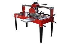 Porcelana telha máquina de corte de serra com 800 mm 1200 mm comprimento de corte