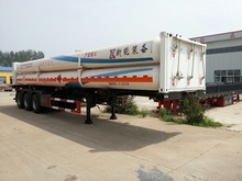 3 AXLE CNG TANK SEMI trailer hot sale