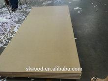 high quality raw material plain mdf wood panels