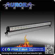 Aurora brightness 40inch 400W LED dual motorcycle and atv