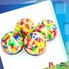 2014 Hot Sall Small Hard Rubber Balls Rubber Bouncing Ball