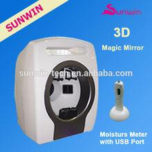 Skin Analyzer/skin test machine Wood Lamp