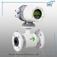 siginal output electronic flow meter