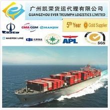 Cheap sea freight from China Shanghai/Shenzhen/Guangzhou to Long Beach USA
