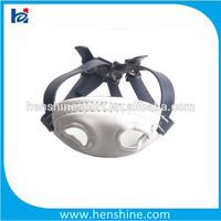 Adult Size PVC Football Sport Helmet Chin Strap