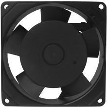 90mm AC exhaust fan motor quiet computer fan 220v