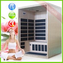 Hot sale infrared cabin one person sauna