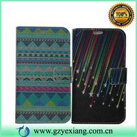 China Alibaba Flower Phone Cover for nokia lumia 1320 pu leather flip case