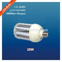 Newest Wholesale Price 25w E27 Led Corn Light