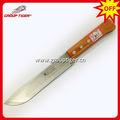 7 zoll sharp knifves und billige edelstahl knifves Metzger taschenmesser mit holzgriff