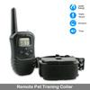 100lv Vibration Static Shock Dog Trainer Bark Control Training Controller for Uncivilized Behavior Training