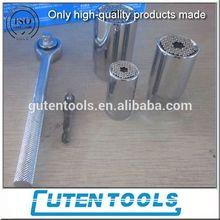 2014 Hot Sale Gator Grip caulking Gun/Zhejiang Hardware Tools