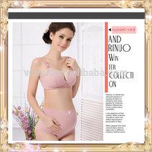 Nursing Bra factory directly high quality sexy bra 100% Cotton