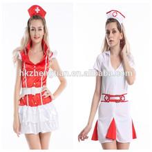 senhoras sexy naughty enfermeira fantasia vestido de festa divertida fantasia