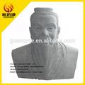 Konfuzius männlich stein büste statue