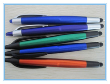 2014 novel design plastic pen with led light for office by manufacture03