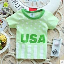 Children tshirt Overseas Wholesale ,OEM Children Tshirt With Printing Pattern