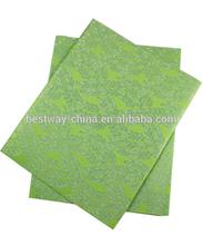 wedding lady gele sego headtie SG0074 mint green