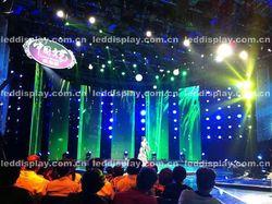 full color SMD indoor video display screen Bentley