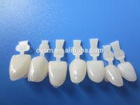 Dental teeth supplies / temporary dental crown materials
